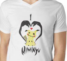 I <3 Mimikyu Mens V-Neck T-Shirt