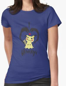 I <3 Mimikyu Womens Fitted T-Shirt