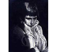 So Sad     Photographic Print