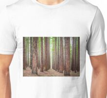 East Warburton Redwood Forest Unisex T-Shirt