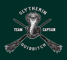 Slytherin Cobra Snake quidditch Team Logo by Latifa Salma lufa Poerawidjaja