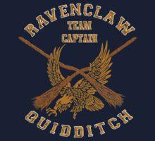 Harry Potter Ravenclaw Eagle quidditch team captain by Latifa Salma lufa Poerawidjaja