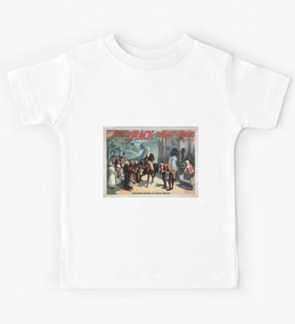 Performing Arts Posters The singing comedian Andrew Mack in the The last of the Rohans by Ramsay Morris 1110 Kids Tee