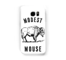 Modest Mouse Buffalo Samsung Galaxy Case/Skin