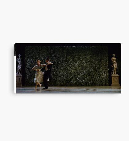 Sound of Music Dance  Canvas Print