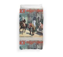 Performing Arts Posters The singing comedian Andrew Mack in the The last of the Rohans by Ramsay Morris 1110 Duvet Cover