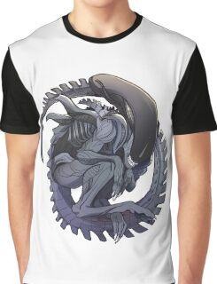 Sleepy Little Death Machine Graphic T-Shirt
