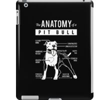 Pit Bull Dog T shirt iPad Case/Skin