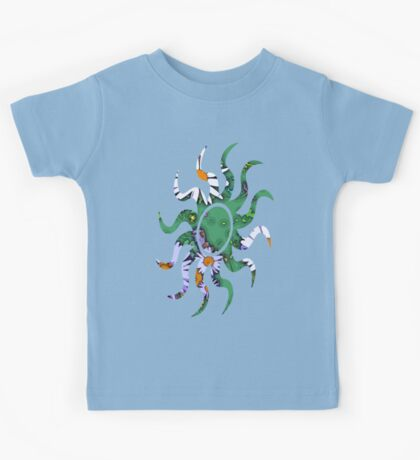 Summer Daisy Kids Tee