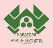 NAKATOMI PLAZA - DIE HARD BRUCE WILLIS (GREEN) One Piece - Short Sleeve