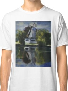 Windmill In The Willows Classic T-Shirt