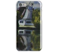 Windmill In The Willows iPhone Case/Skin