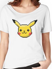 Pixel Pika Women's Relaxed Fit T-Shirt
