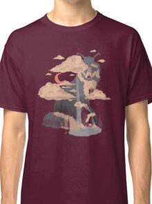 At the Foot of Fox Mountain... Classic T-Shirt