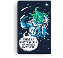 Cosmic Horror Canvas Print