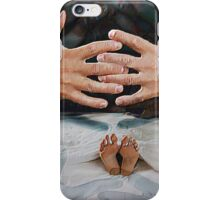 Big embrace iPhone Case/Skin