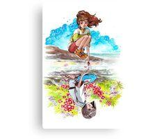 Spirited Away Canvas Print