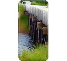 COUNTRY BRIDGE iPhone Case/Skin