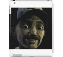 Clementine with Kenny Face (Season 2) iPad Case/Skin