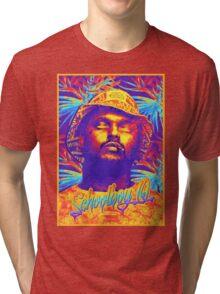 School Boy Q | 2016 | GROOVY ART  Tri-blend T-Shirt