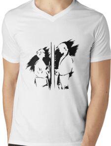 a-ha Ink Mens V-Neck T-Shirt