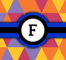 Monogram F by Bethany-Bailey