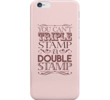 Triple Stamp Light iPhone Case/Skin