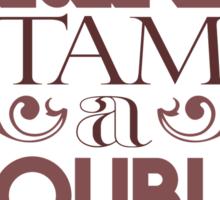 Triple Stamp Light Sticker