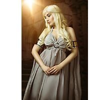 Queen of Dragons Photographic Print