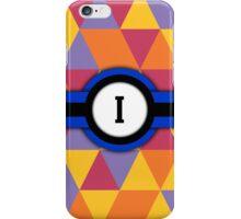 Monogram I iPhone Case/Skin