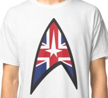 Star Trek Union Jack  Classic T-Shirt