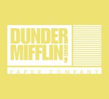 Dunder Mifflin Inc One Piece - Short Sleeve