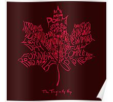 the tragically hip posters Poster