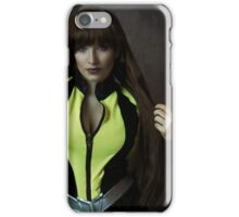 Silk Spectre 1 iPhone Case/Skin
