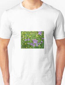 Wildflower Garden Unisex T-Shirt