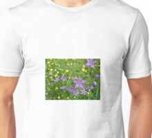 Wildflower Garden Unisex T-Shirt