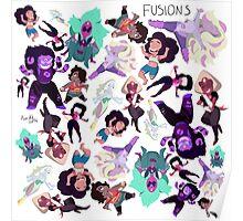 Chibi Fusions Poster