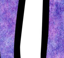 Letter O Sticker