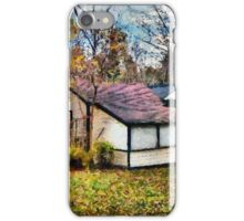 Closed for the season iPhone Case/Skin