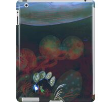 underwater bedroom iPad Case/Skin