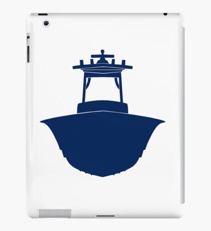 Center Console Boat iPad Case/Skin