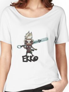 Ekko Women's Relaxed Fit T-Shirt