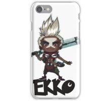 Ekko iPhone Case/Skin