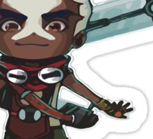 Ekko Sticker