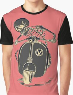 vespa is my life Graphic T-Shirt