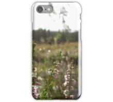 Wild Heather iPhone Case/Skin
