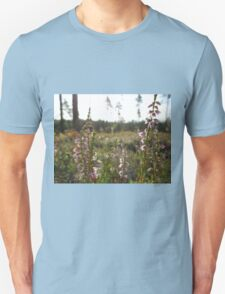 Wild Heather Unisex T-Shirt