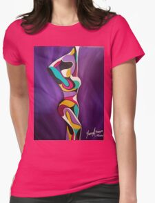 Devine Womens Fitted T-Shirt