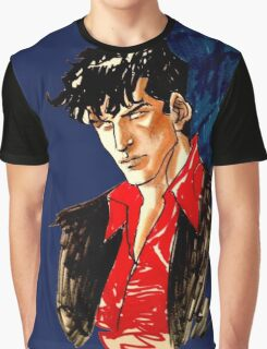 Dylan Dog Graphic T-Shirt