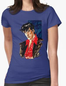 Dylan Dog Womens Fitted T-Shirt